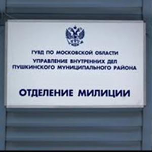Отделения полиции Газимурского Завода